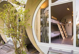 Glamping: SwissTubes auf TCS Camping Thunersee