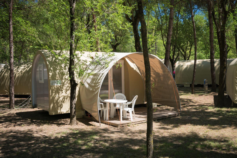 Zelt CoCo Sweet auf Camping Ca'Savio | Ihre