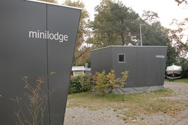 Luxuscamping - Thurgau - Bodensee - Minilodges Camping Park Gohren