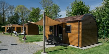 Luxuscamping - Nordsee-Wellen Nordsee-Camp Norddeich
