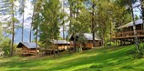 "Luxuscamping - W-Lan - Tirol - Safari-Lodge-Zelt ""Rhino"" am Nature Resort Natterer See"