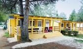 Luxuscamping - Gebetsroither - Luxusmobilheim von Gebetsroither am Camping Valkanela