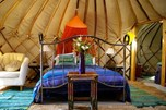 Luxuscamping - Jurte - Yurt Holiday Portugal