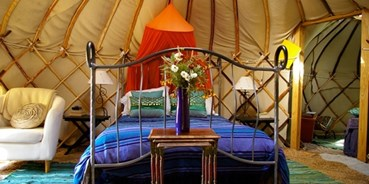 Luxuscamping - Montanhas - Yurt Holiday Portugal