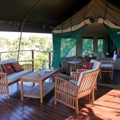 Glampingunterkunft - Portugal Nature Lodge Safari-Zelt