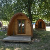 Luxuscamping: Pods auf TCS Camping Genf Vésenaz