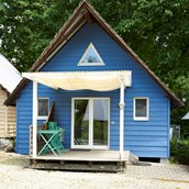 Luxuscamping: Cabanes auf TCS Camping Sion