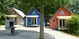 Luxuscamping - W-Lan - Nordwestschweiz - Cabanes auf TCS Camping Solothurn