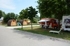 Glampingunterkunft: Pods auf TCS Camping Solothurn
