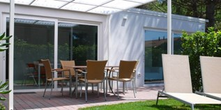 Luxuscamping - Cavallino - Camping Home Espace auf Union Lido