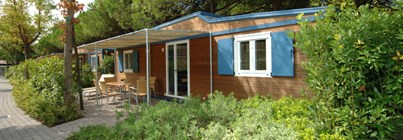 Luxuscamping: Camping Home Living auf Union Lido