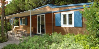 Luxuscamping - Cavallino - Camping Home Living auf Union Lido