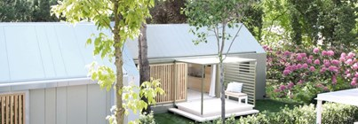 Luxuscamping: Camping Home Veranda Large auf Union Lido