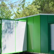 Luxuscamping: Mobile Home Easy auf Union Lido