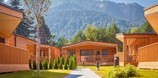 Luxuscamping - Swimmingpool - Südtirol - Bozen - Alpine Lodges am Camping Olympia