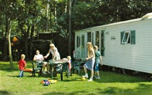 Luxuscamping: Willerby 4 Pers. auf Camping Goolderheide