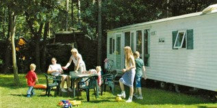 Luxuscamping - WC - Limburg (België) - Willerby 4 Pers. auf Camping Goolderheide