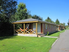 Luxuscamping - WC - Luzern - Bungalow auf TCS Camping Sempach