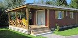 Luxuscamping - Luzern - Bungalow auf TCS Camping Sempach