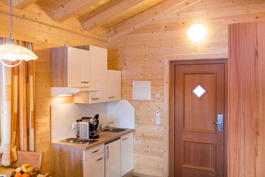 Blockhaus am TIROL.CAMP Leutasch | Ihre Glampingunterkunft in Österreich