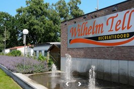 Luxuscamping - WC - Limburg - Bungalow 4 Personen auf Recreatieoord Wilhelm Tell