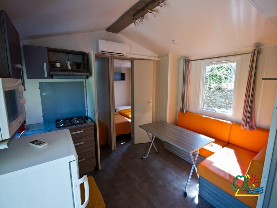 Mobilheime auf Centro Vacanze San Marino | Ihre Glampingunterkunft ...