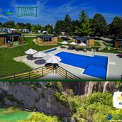 Luxuscamping: Tipis auf Plitvice Holiday Resort
