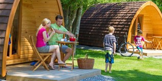 Luxuscamping - W-Lan - Oberbayern - POD auf Via Claudia Camping