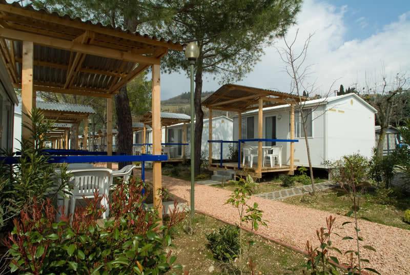 Mobilheim Mieten Cornwall : Mobilheim campingplatz mobilheim camping el bahira bild