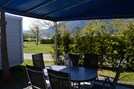 Luxuscamping - Ossiachersee - Mobilheime mit Terrassen am Terrassen Camping Ossiacher See