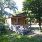 Luxuscamping: Chalet - Chalet Decouverte für 6 Pers. auf Camping Huttopia Les Chateaux