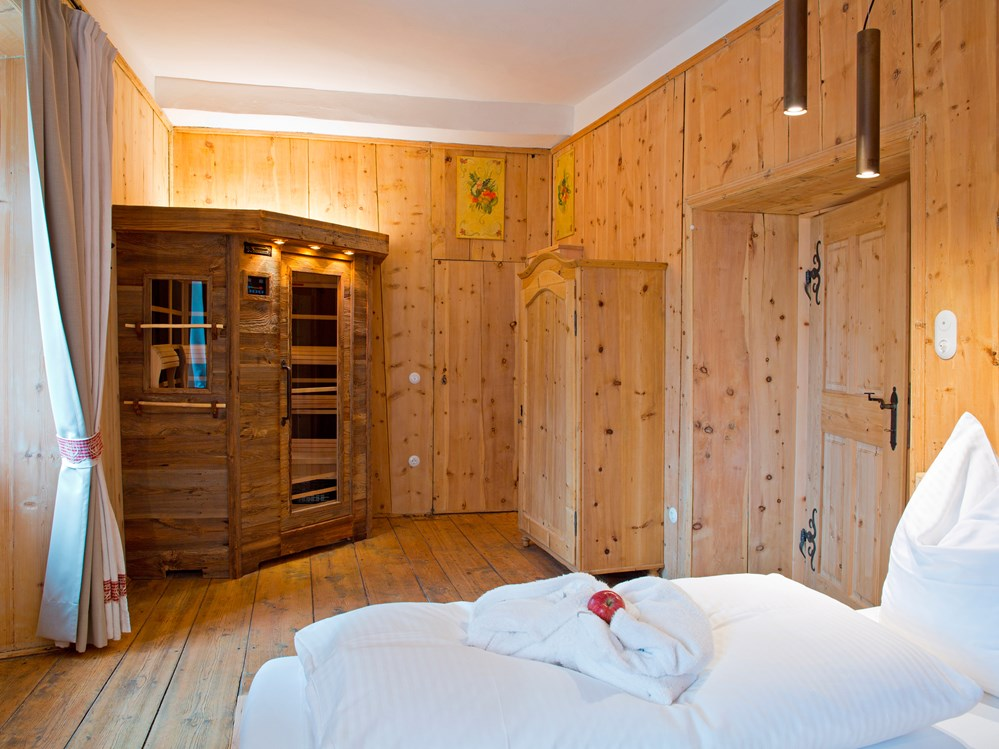Glampingunterkunft: Wildberg Suite - Wildberg Suite auf Camping Ansitz Wildberg