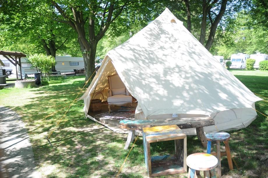 Zelt Auf Was Achten : Safari zelt auf camping zürich ihre glampingunterkunft