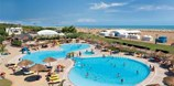 Luxuscamping - Terrasse - Bibione - Top-Caravan Plus am Villaggio Turistico Internazionale
