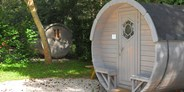 Luxuscamping - Franken - Glampingfass am Waldcamping Brombach