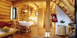 Luxuscamping - Südtirol - Bozen - Chalets auf Camping Residence Chalet CORONES