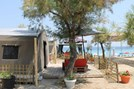 Luxuscamping - Sarti, Sithonia, Halkidiki - CampTent auf Armenistis Camping & Bungalows