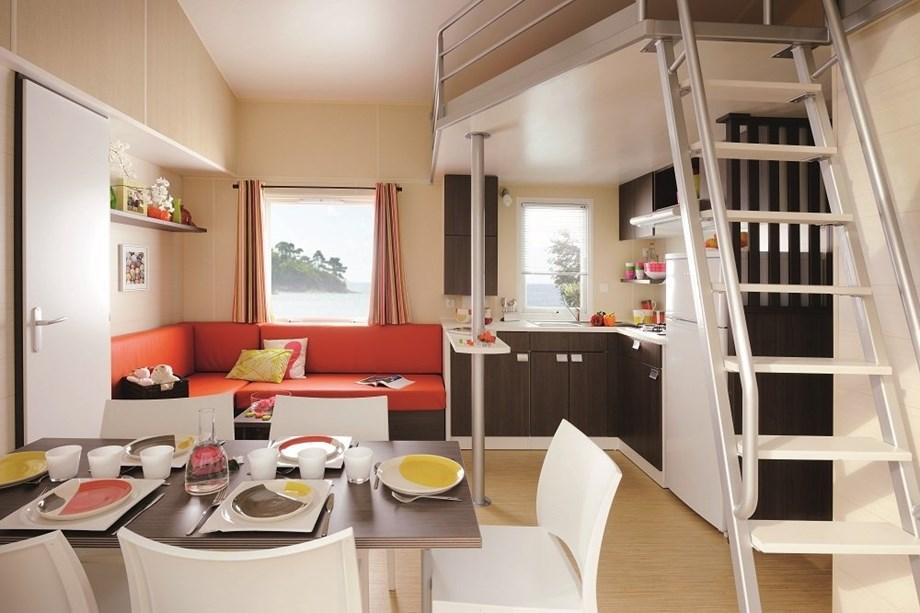 chalet / cottage für 4-6 personen auf domaine des alicourts   ihre, Hause ideen
