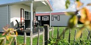 Luxuscamping - Ostfriesland - Chalet Park Nordsee-Camp Norddeich