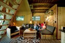 "Luxuscamping - Art der Unterkunft: Lodgezelt - Tiroler Unterland - Safari-Lodge-Zelt ""Giraffe"" am Nature Resort Natterer See"