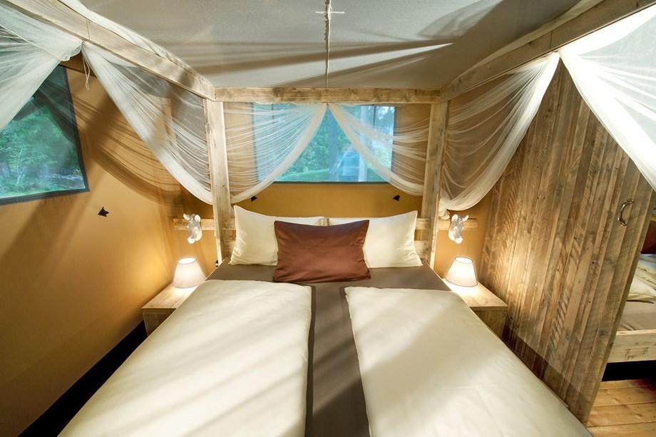 Safari-Lodge-Zelt \