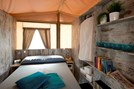 Luxuscamping - W-Lan - Nin - Safari Lodges auf Zaton Holiday Resort