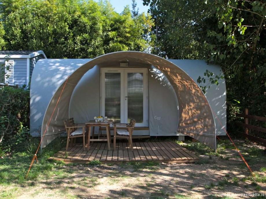 Zelt Auf Was Achten : Coco sweet zelt auf campeggio europa silvella ihre