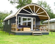 Luxuscamping - W-Lan - RA Rheeze - Vechtdal Lodge auf Camping De Zandstuve