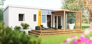 Luxuscamping - Luxembourg (Belgique) - Mobilheim 4 Personen am Camping Kohnenhof