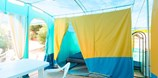 Luxuscamping - W-Lan - Maremma - Grosseto - Smile Panorma Plus am International Camping Etruria