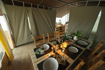 Luxuscamping: Wohnraum - Smile Panorama Lodge am Camping Ca'Savio