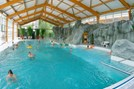Luxuscamping - Swimmingpool - Locunolé - Glamping Mobilheim von Vacansoleil auf Iris Parc Le Ty Nadan