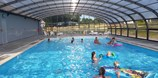 Luxuscamping - Swimmingpool - Basse Normandie - Glocke Zelt 2 Personnen auf o2 Camping