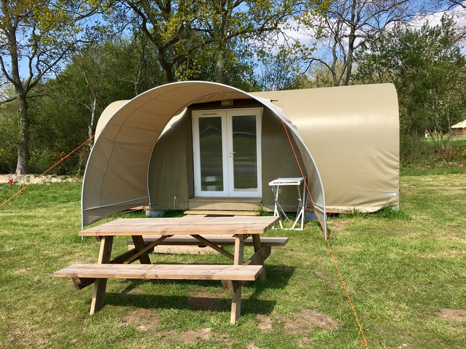 Glampingunterkunft: Das Coco Sweet in o2 Camping - Coco Sweet auf o2 Camping